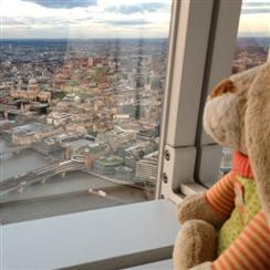 London 2013 - View from the Shard